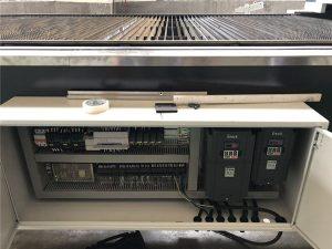 жоғары қуатты ss лазерлік кесу машинасы толықтай жабық типтегі компьютерлік жұмыс