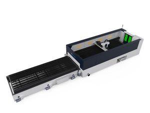 жоғары дәлдіктегі металл талшықты лазерлік кесу машинасы 500w raycools кесетін бас