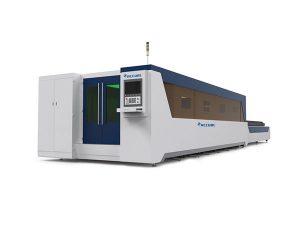 талшықты лазерлік кесу машинасы 500-6000 Вт жоғары жылдамдықпен 2,5 г дейін