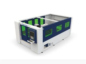жабық түтік пен параққа арналған мини-500в талшықты лазерлік кесетін машина