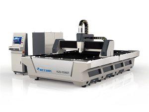автоматты жинақтаушы cnc талшықты лазерлік кесу машинасы 3000 * 1500 мм жұмыс мөлшері